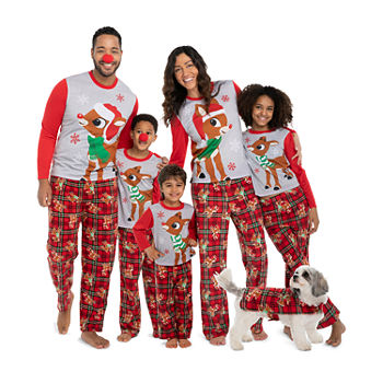 f1192ddea Holiday Pajamas for Kids - JCPenney