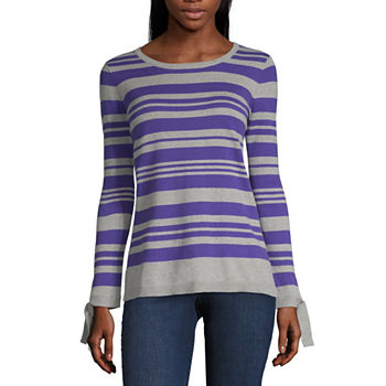 0eefd9438a04e Misses Size Purple Tops for Women - JCPenney