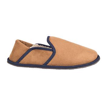 307c3411078 Slip-on Slippers Men s Slippers for Shoes - JCPenney