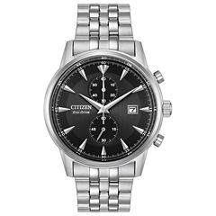 Citizen Mens Silver Tone Bracelet Watch-Ca7000-55e