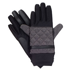 Isotoner Quilted Glove W/ Smartouch Technology