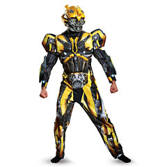 Transformers Bumblebee 2-pc. Transformers Dress Up Costume Mens