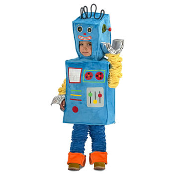 Racket The Robot Child Costume Unisex Costume Unisex Costume