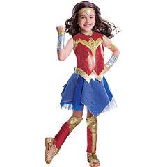 Wonder Woman 8-pc. Wonder Woman Dress Up CostumeGirls