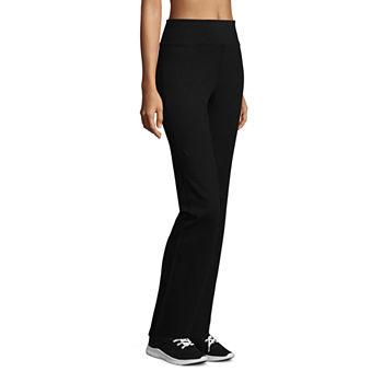 0d27afe71b398 Yoga Pants Black for Women - JCPenney