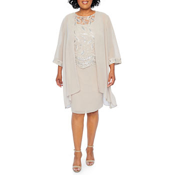 Plus Size Jacket Dresses For Women Jcpenney