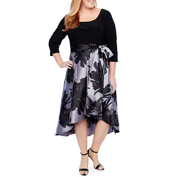 c2ea87b9ab5b5 Plus Size Evening Gowns for Women - JCPenney