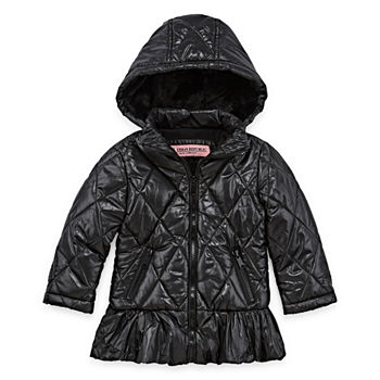 22fc3e9aaab2 Toddler 2t-5t Girls Coats   Jackets for Kids - JCPenney