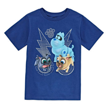 Puppy Dog Pals Shirts Tees For Kids Jcpenney