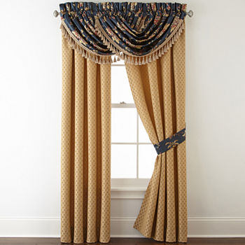 Croscill Classics Curtain Panels Bedroom Curtains & Decor for Bed ...