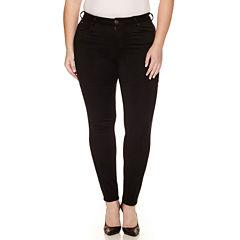 Crave Super-Soft Skinny Jeans - Juniors Plus