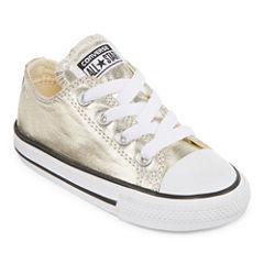 Converse Chuck Taylor All Star Metallic Unisex Sneakers