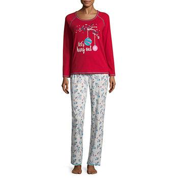 7154374ca3 Adonna Microfleece Pant Pajama Set - Plus. Add To Cart. Few Left