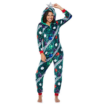 0376ddb930 One Piece Pajamas Pajamas   Robes for Women - JCPenney