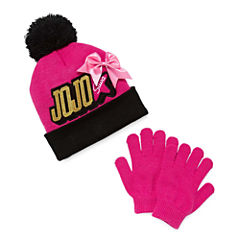 1 Pair Cold Weather Set-Big Kid Girls