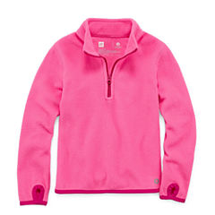 Xersion Quarter-Zip Pullover - Preschool Girls