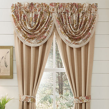 Waterfall Valances Curtains & Drapes for Window - JCPenney