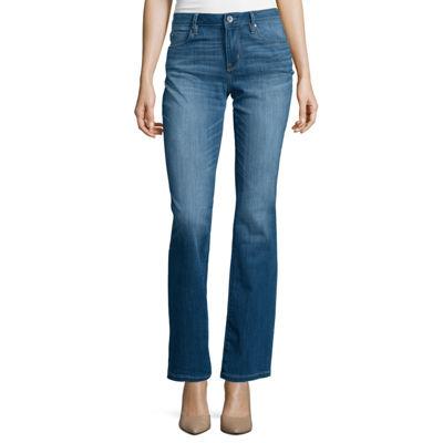 Juniors tall bootcut jeans