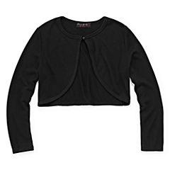 Disorderly Kids® Long-Sleeve Cardigan - Girls 7-16 and Plus