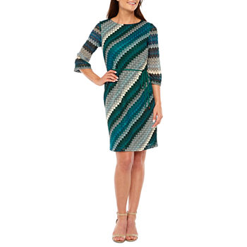 709d2a9204 CLEARANCE 3 4 Sleeve Dresses for Women - JCPenney