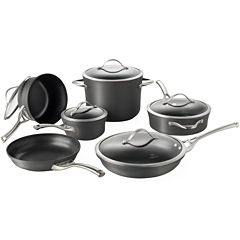 Calphalon® Contemporary 11-pc. Nonstick Cookware Set
