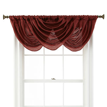 CLEARANCE Waterfall Curtains Drapes For Window