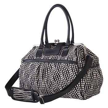 Waverly Tuxedo Diaper Bag