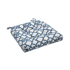 Madison Park Crystal 3M Scotchgard Outdoor Seat Cushion
