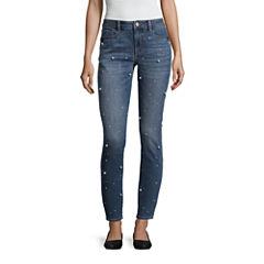 a.n.a Embellished Skinny Jean