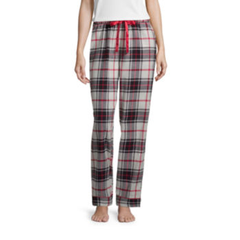Sale Flannel Pajamas Robes For Women Jcpenney