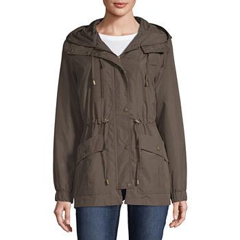 67da7dae1 Green Coats   Jackets for Women - JCPenney
