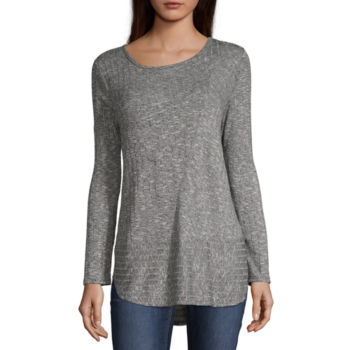 Misses Size Blouses Tops For Women Jcpenney