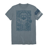Deals on Star Wars Graphic Tees For Mens from $2.39