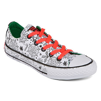 Converse Chuck Taylor All Star Boys Sneakers - Little Kids/Big Kids
