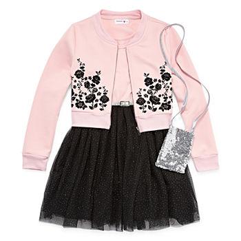 6675bfcd92e5e Dresses Girls 7-16 for Kids - JCPenney