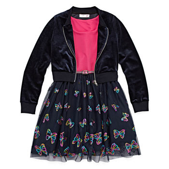 a6467ddae Holiday Dresses for Kids - JCPenney