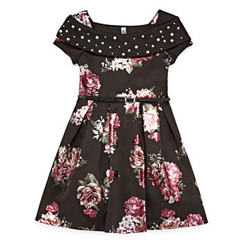 d1b4d53f34a0e Christmas Dresses for Girls, Girls Holiday Dresses - JCPenney