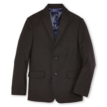 IZOD Big Boys Husky Classic Fit Suit Jacket