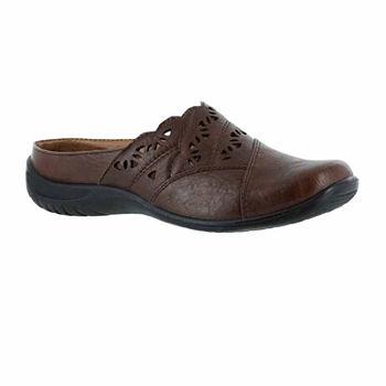 659f16c152e Easy Street Womens Forever Slip-On Shoe Square Toe