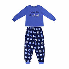 Famjams Hanukkah Family Pajama Set- Toddler Boys