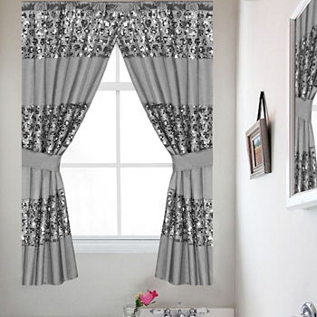 Curtain Holdbacks Curtain Rods & Hardware for Window - JCPenney