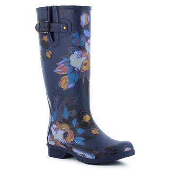fe31a79d03e Women s Rain Boots - Shop JCPenney