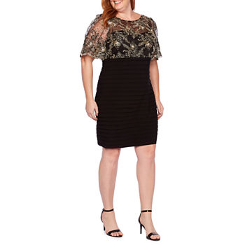 Plus Size Cocktail Dresses For Women Jcpenney