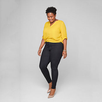 550466e2cfd Style for Days: The Blouse and The High Rise Jegging