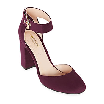 Outlet Call It Spring Women Rose Gold Toned Block Heels