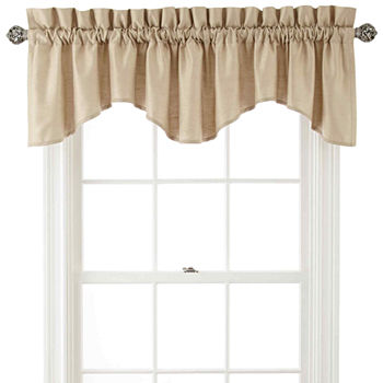 treatments valance scoop victory pdp curtain essence home floral swag window rlf