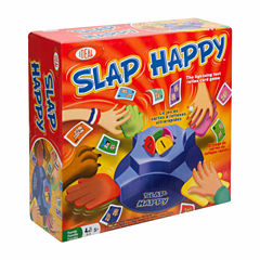Ideal Slap Happy Card Game Card Game