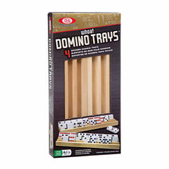 Ideal Solid Wood Trays For Dominoes