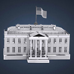 Fascinations Metal Earth 3D Laser Cut Model - White House