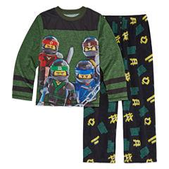 Lego 2-pc. Ninjago Pajama Set Boys
